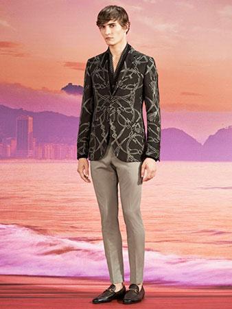 Thời trang nam giới với mùa thu của Gucci