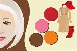 Cách lựa chọn màu sắc để mặc đẹp hơn