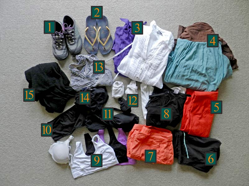 Chọn quần áo chất lừ cho các phượt thủ nữ