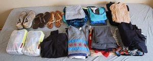 Chuẩn bị quần áo phượt cho chuyến đi từ 1- 3 ngày