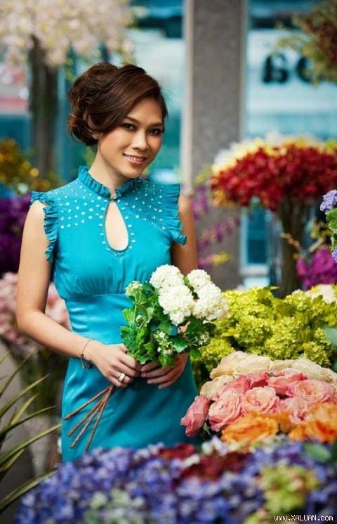 Mỹ nhân Việt và màu sắc phù hợp mệnh của họ