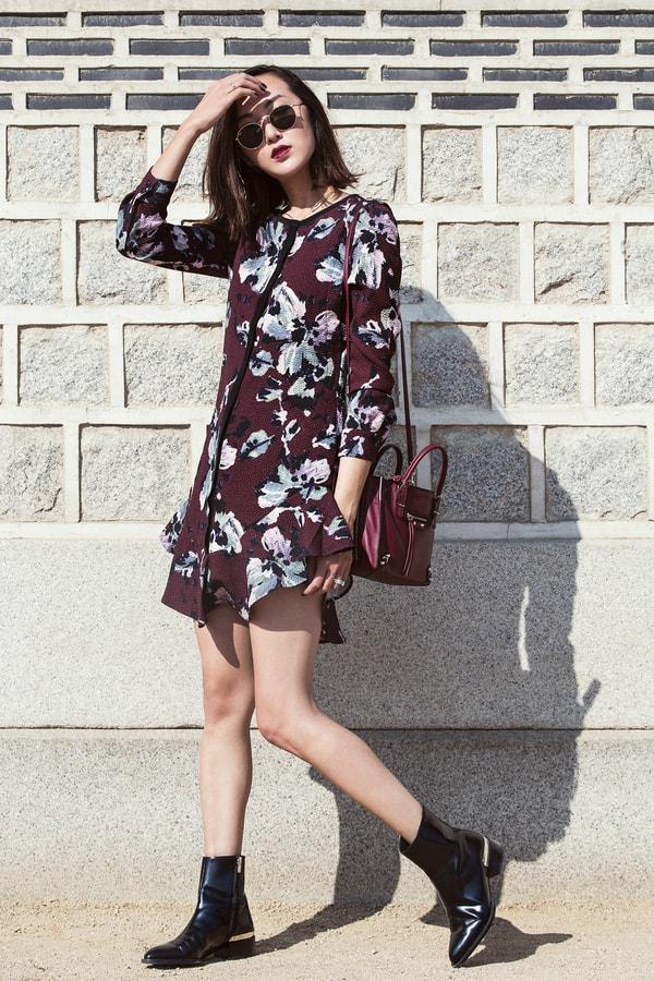 Thêm cảm hứng mùa xuân chỉ với 5 trang phục đơn giản