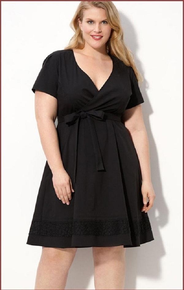 Váy xuông - Bí kíp thông minh khi chọn đồ thời trang hè cho người béo