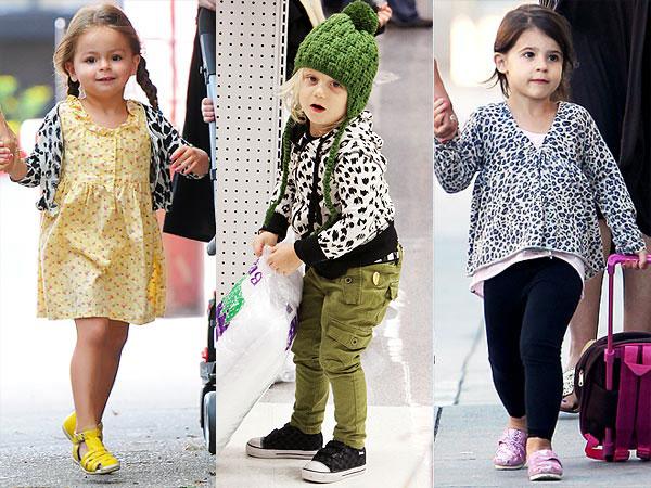 Update xu hướng thời trang trẻ em mới nhất năm 2016