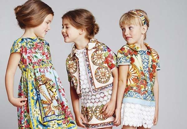 Bạn đã biết đến thời trang cao cấp trẻ em chưa?