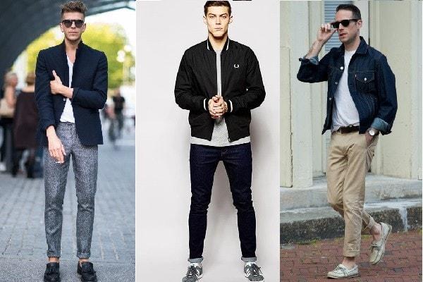 6 trang phục không bao giờ lỗi mốt đàn ông nào cũng nên có
