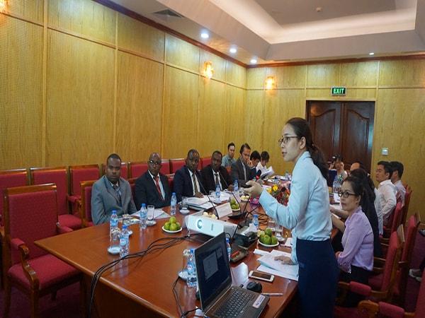 Tanzania thúc đẩy triễn khai công tác kinh doanh với Việt Nam