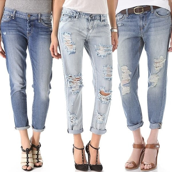 a chiếc quần nên có 3 sắc độ khác nhau: xanh – xanh bạc – xanh đậm là đủ cho cô nàng sành điệu