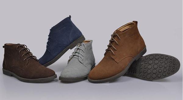 Desert boots trẻ trung và lịch thiệp