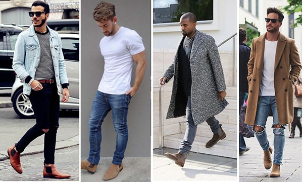 Chelsea Boots thời thượng