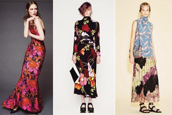 Xu hướng thời trang cảm hứng Á Đông
