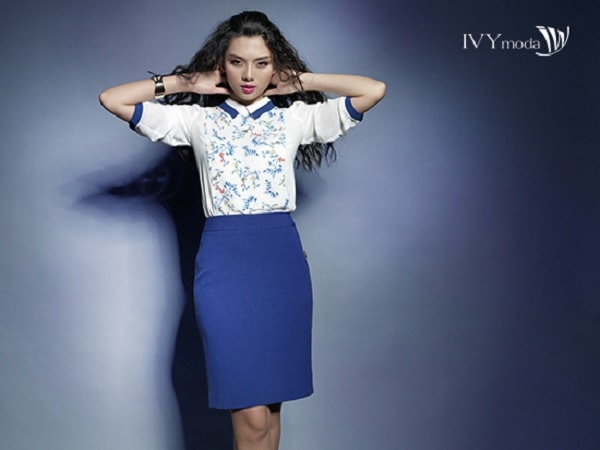 Ivy Moda là đơn vị chuyên thiết kế, sản xuất và phân phối các sản phẩm thời trang công sở nữ