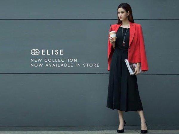 Elise là hãng thời trang nổi tiếng về mặt hàng thời trang công sở