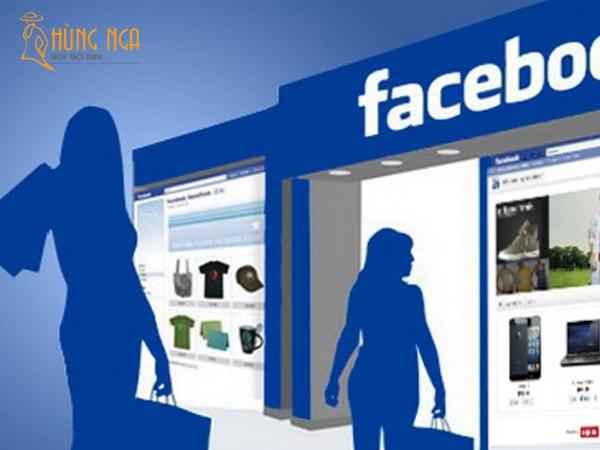 Fanpage bán quần áo online