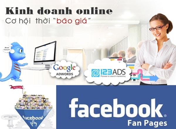 Bán hàng trên trang cá nhân nên tối ưu profile của bạn, điền đầy đủ thông tin, để tên thật...