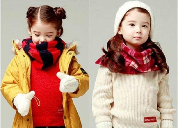 Những điều cần biết khi mặc quần áo mùa đông cho trẻ 1