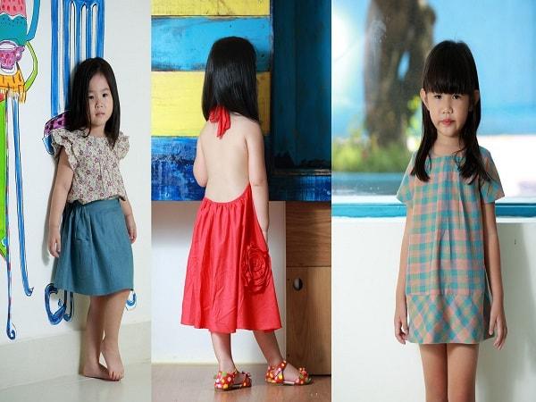 Cách chọn quần áo cho bé gái 2