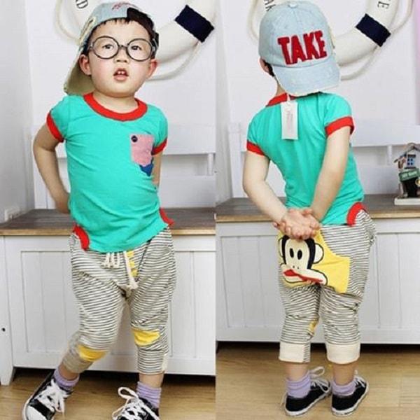 cách chọn quần áo cho bé trai 2