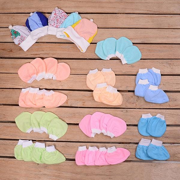 đồ dùng cần thiết cho trẻ sơ sinh mùa hè 2