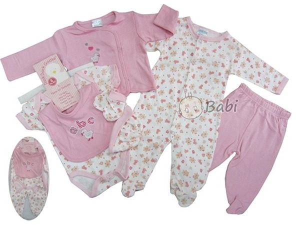 những đồ cần thiết cho bé sơ sinh 1