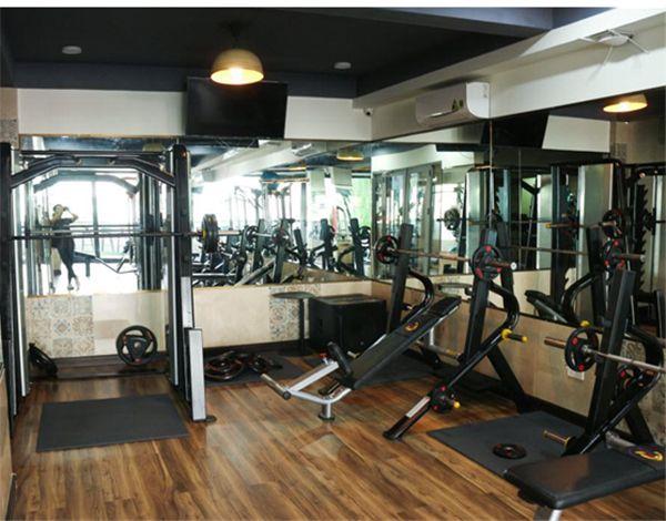 Hệ thống âm thanh phòng Gym