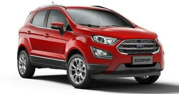 Đánh giá nội thất, ngoại thất của dòng xe Ford Ecosport