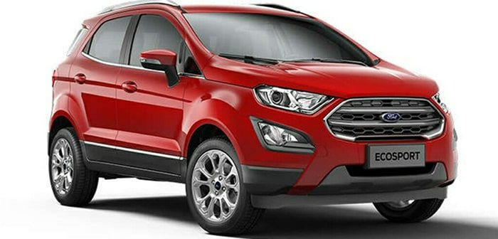 Đánh giá nội thất, ngoại thất của dòng xe Ford Ecosport
