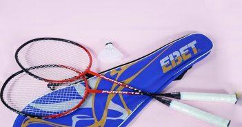 Bật mí cách chọn vợt cầu lông chính hãng theo thông số