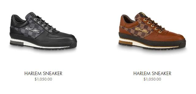 Mẫu giày LV Sneaker thường sẽ có giá dao động từ 20 – 27 triệu đồng
