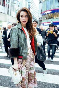 Hồ Ngọc Hà nhanh nhạy với các xu hướng thời trang